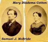 A photo of Samuel J. McBride