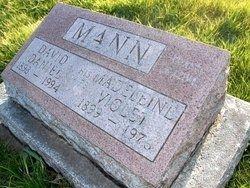 Madeline Violet (Mellinger) Mann