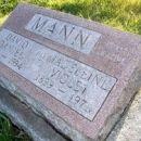 David & Madeleine Mann Gravesite