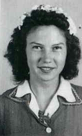 A photo of Betty Jean (Amelang) Fowler