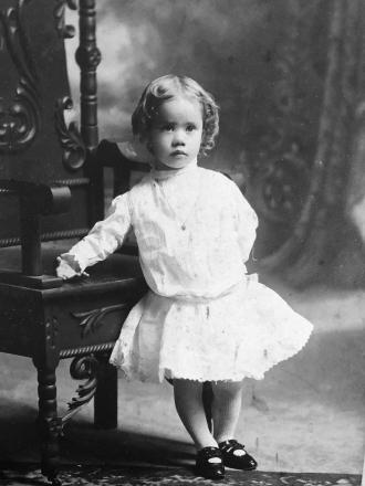 A photo of Eleanor Virginia Drewry