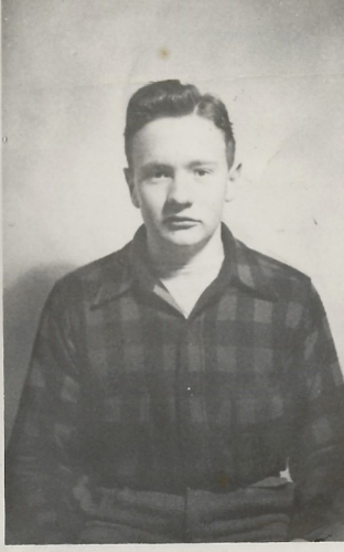 Lewis Rouse, Adairville High School, Adairville, Kentucky 1947