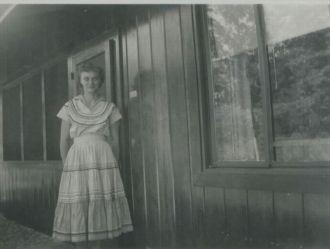 Julia May (Caldwell) Morris