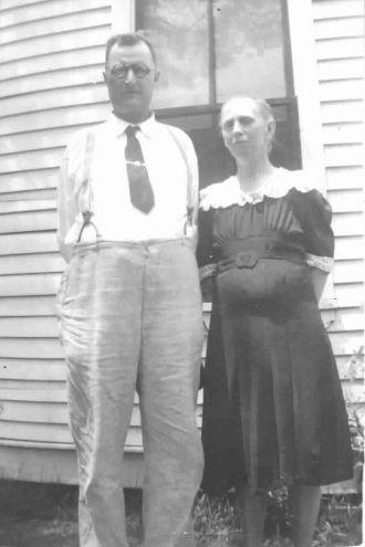 Henry & Janie Kidd Fell