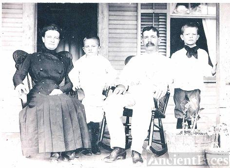 George M. Louthan Family