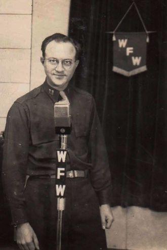 Capt. Harold E. Whittet, Catholic Priest 1901-1989