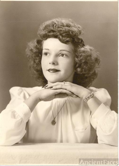 Pauline (Vink) Weaver, Michigan 1934