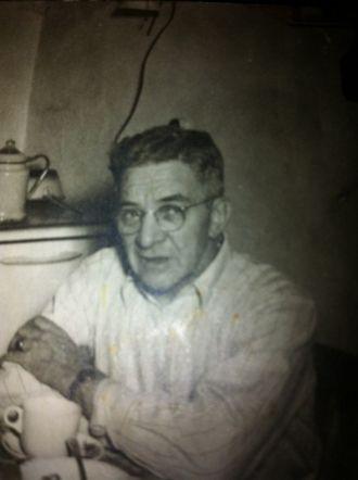 Harry Klemple, New Jersey 1960