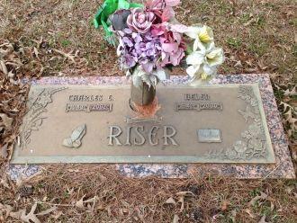 Charles & Helen Riser gravesite