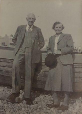 Ernest & Martha Millea