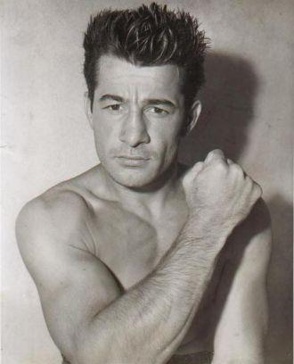 """A photo of Thomas Rocco """"Rocky Graziano"""" Barbella"""