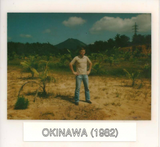 Wayne A. Ekblad - Okinawa (1982)