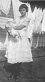 Dorothy Ferguson & Baby Taisoff; Idaho