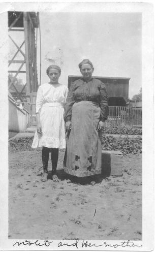 Pike Family, 1925