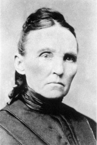 Mary Francis Weatherly  (1848-1915)