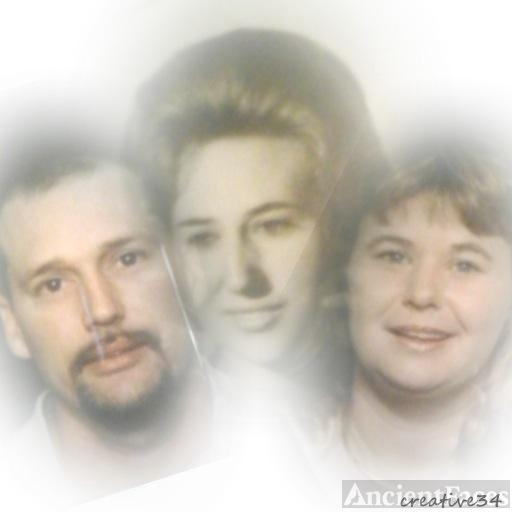 Charles Jr. Elaine, and Susie Kennedy