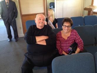 Henry Charles Artman and Anne Artman
