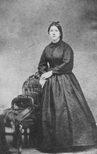 Agness Belle (Weir) Seddon