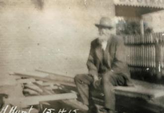 Henry Hunt 1915 Wangaratta
