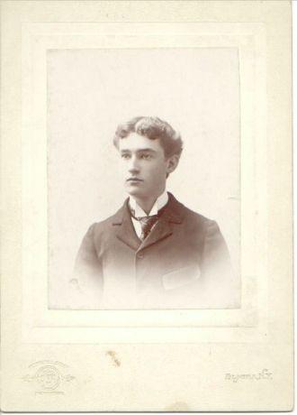Frank Keeton, Pennsylvania 1850