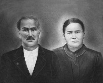 Erwin & Martha Taylor Hensley