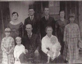 Charles Holmes Howard Family