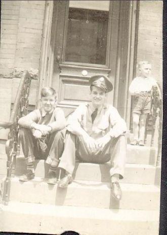 Louis G. Schreiner Sr, New York 1940