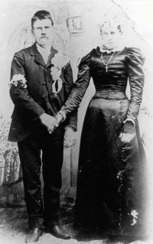 Wedding of Henry and Anna