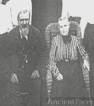 Thomas C. Kennedy w/wife Mary Throckmorton