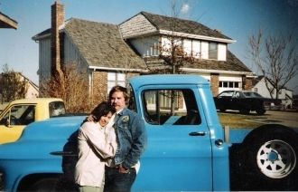 Leon & Donna's 1957 Chev. pickup