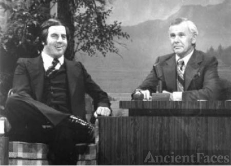 Frank Abagnale Jr & Johnny Carson on The Tonight Show