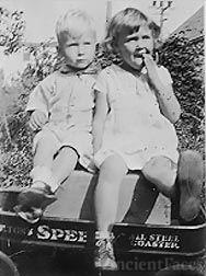 Gale Greenough & Norma Kroetch Dahlquist