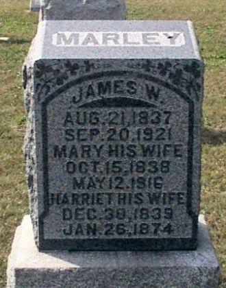 James W. Marley Gravesite
