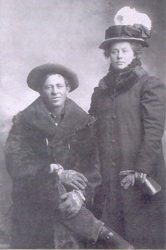 Randolph & Ltolia Rebecca Adair