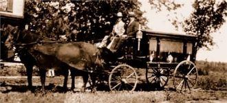 Roscoe Workman Nesmith, Kansas