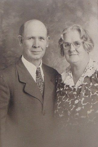 Axel and Kate Kent Norlund