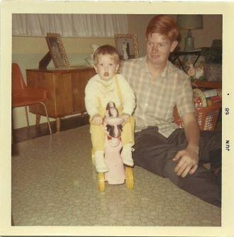 Sheri & Jerry Lewis, 1968