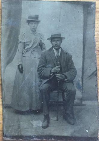 John and Rebecca (Francis) Wearne