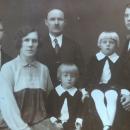 Arturs Karlbergs Family