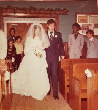 Karen Hulet Wedding