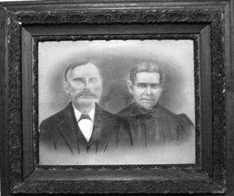George W. and Charlotta Shepherd