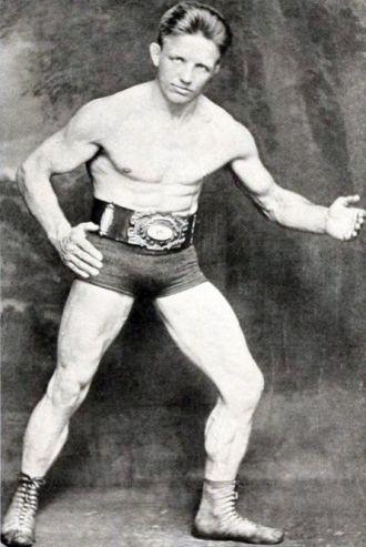 Thor Olson, Ohio, 1919