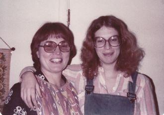 Dorothy & Lynne Condon
