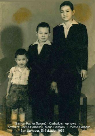 Jaime, Mario, & Ernesto Carballo