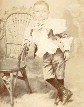 "Unknown boy - ""Lil Lord Fauntleroy?"""