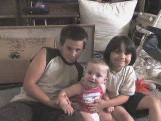 Dani Marie Stephens' family
