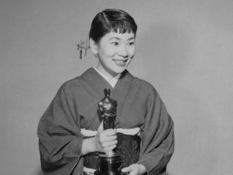 A photo of Miyoshi Umeki