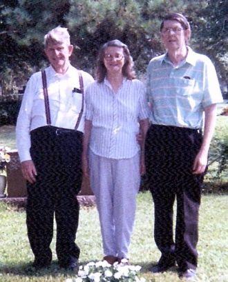 A photo of June Alice (Nee McCluskey) Angerstein