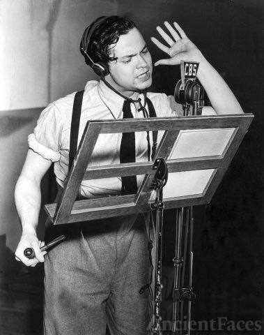 Orson Welles | War of the Worlds