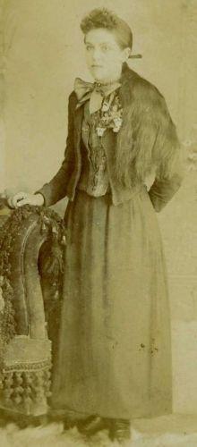 Millie Spence, KS